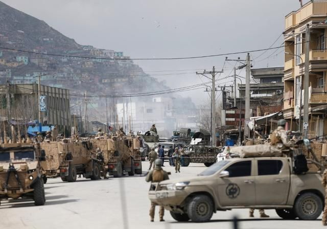 Gunmen attack military camp after suicide car bombing in E. Afghanistan