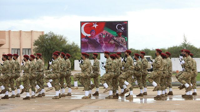 Turkey, Libya accord helps Libyan army professionalize