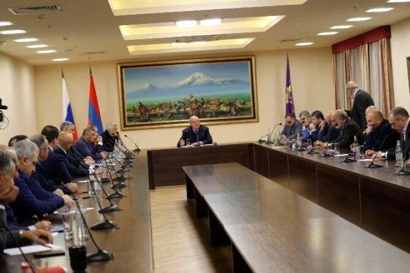 Президент Армении анонсирует новую войну с Азербайджаном: «Это будет война искусственного интеллекта»