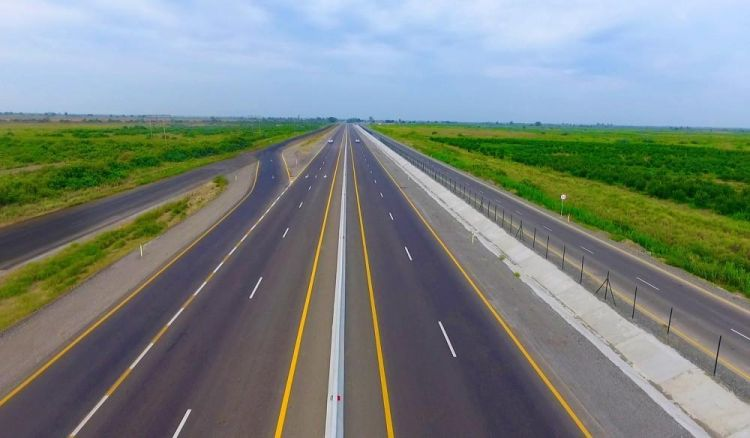 Design work has begun on the construction of another highway in the territories liberated from the occupation