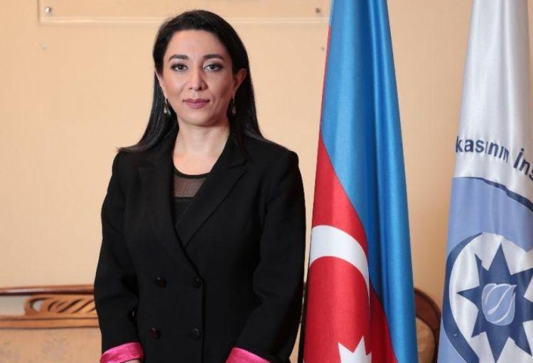Эксклюзивное интервью с уполномоченным по правам человека Азербайджанской Республики Сабиной Алиевой - ФОТО