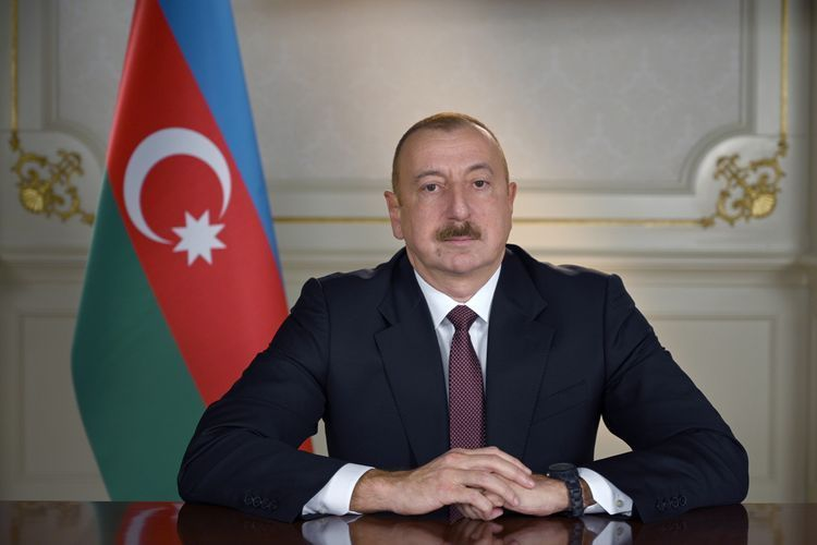 """I am very glad to announce that, Lachin region has been liberated from occupation."" - Azerbaijani President"