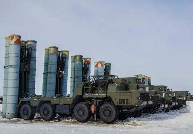 Rusiya Kuril adalarına S-300 sistemi yerləşdirdi