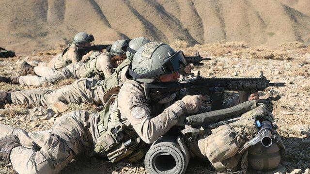 Turkey's Yıldırım operations neutralize 148 terrorists