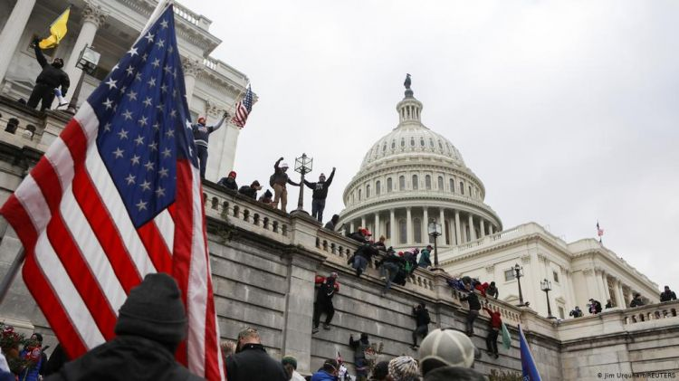 The most reasonable hypothesis in the attack to Capitol is that Democrats themselves might organize such an aggressive rally - Expert