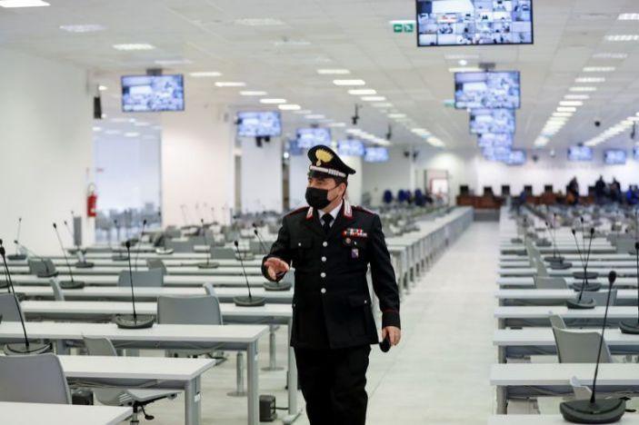 Italy's biggest mafia trial in decades begins   Eurasia Diary