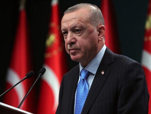 Эрдоган вакцинируется от коронавируса
