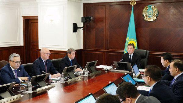 Qazaxıstan hökuməti istefaya getdi