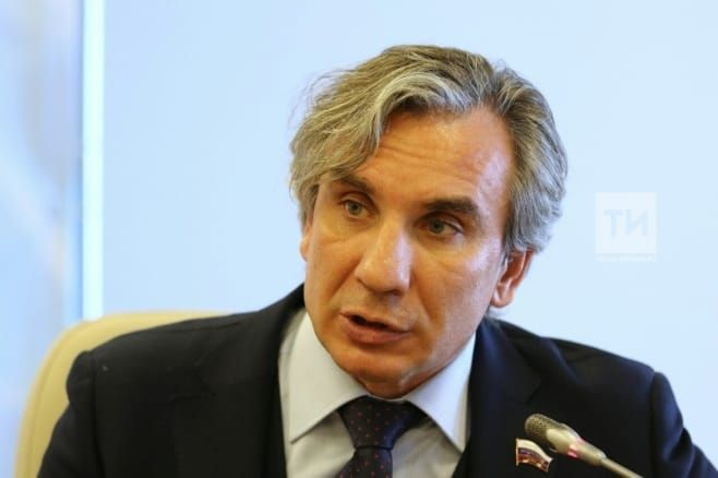 Exclusive interview with the Head of the Representative Office of Rossotrudnichestvo in Azerbaijan - Irek Zinnurov - VIDEO