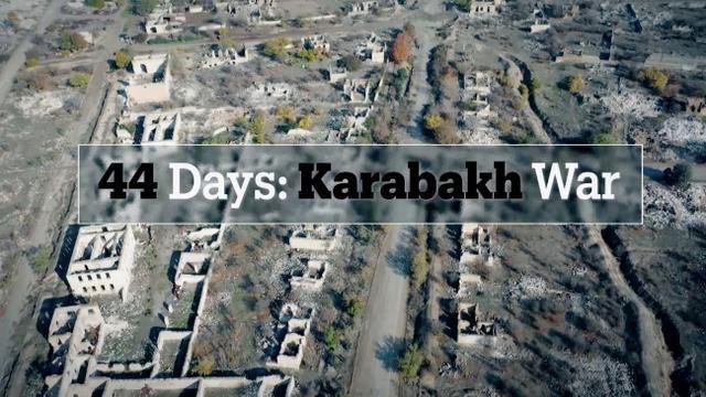 TRT produced documentary film on the 44 days Karabakh war - VIDEO