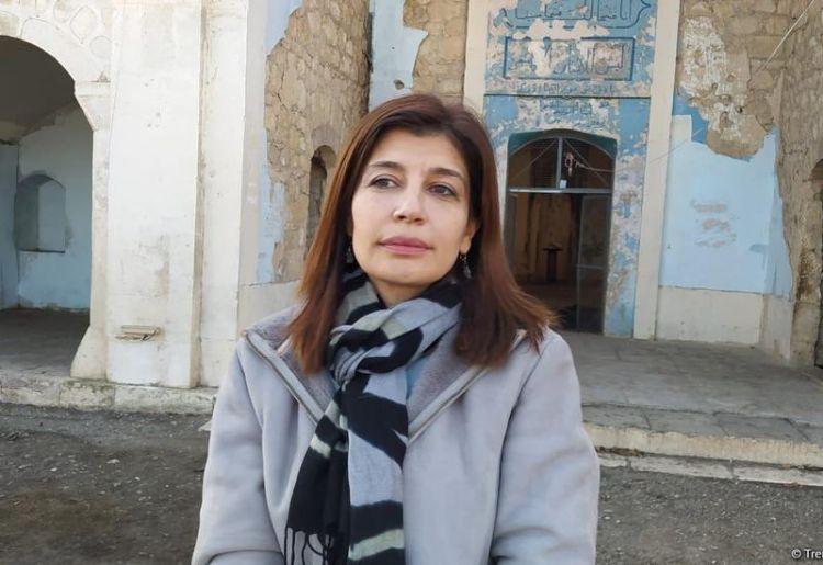 В Агдаме разрушены и разграблены исторические и религиозные памятники - президент Фонда тюркской культуры и наследия