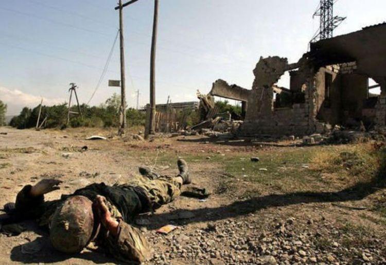 В Карабахе нашли тела еще 7 армянских солдат