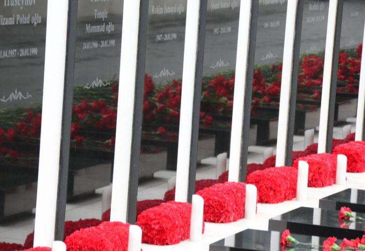 В связи с 31-й годовщиной трагедии 20 Января посольство Казахстана выражает искреннее сочувствие народу Азербайджана