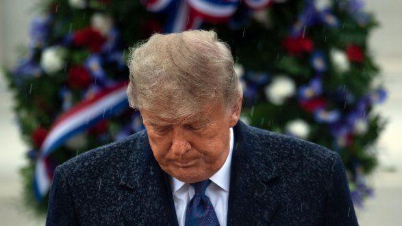 Трамп покинул Белый дом, не дожидаясь инаугурации Байдена