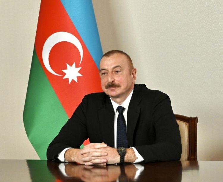 Состоялась встреча между Президентом Азербайджана и Президентом Туркменистана в формате видеоконференции