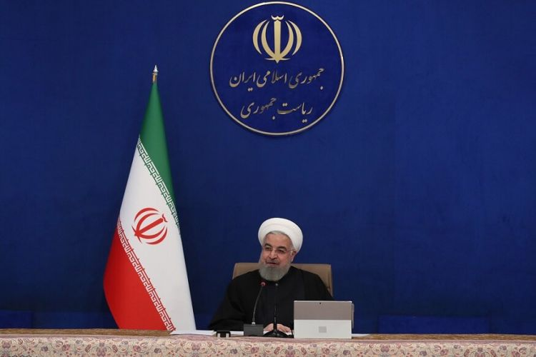 Trump died while JCPOA still alive - Rouhani