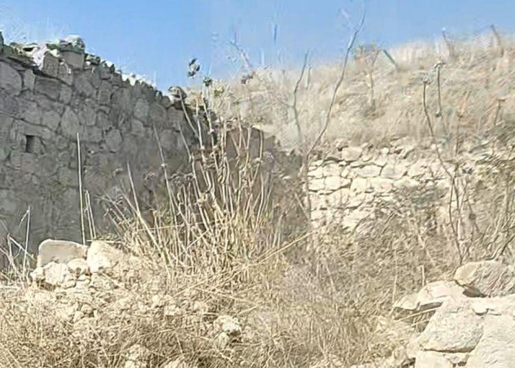 Ermənilər Cəbrayıldakı məscidlərimizi dağıdıblar - FOTOLAR