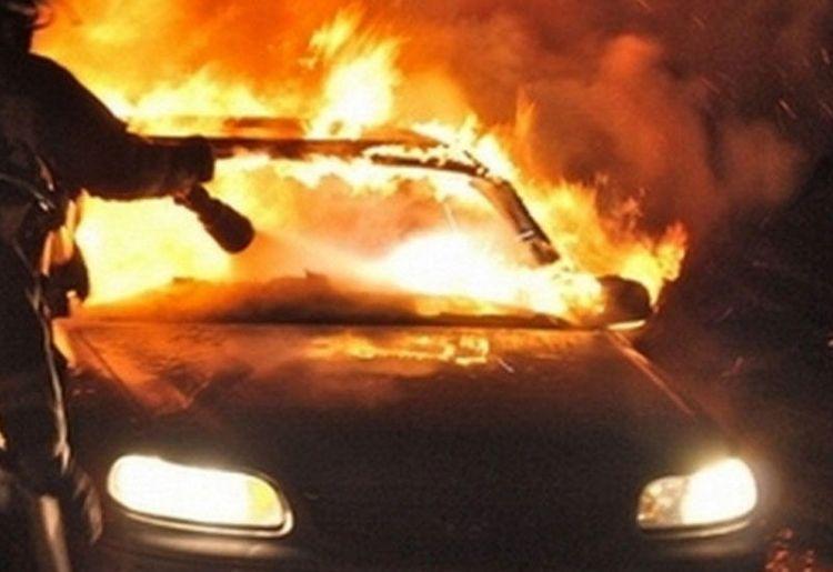 В Армении заживо сгорел российский военнослужащий