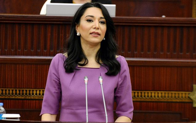 Ombudsman Sabina Aliyeva sends report on Azerbaijani captives, hostages to int'l organizations