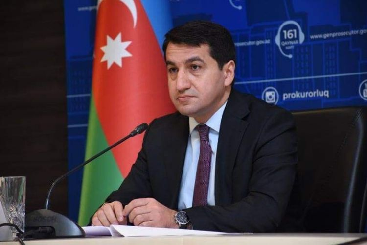 U.S. can contribute to peacebuilding process between Azerbaijan and Armenia - Assistant to Azerbaijani president