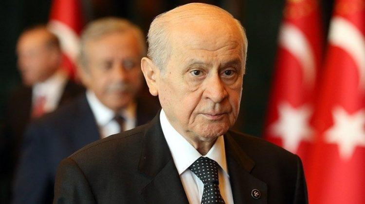 """Our proposal to build a school in Shusha was welcomed by the Presidents of Azerbaijan and Turkey"" - Devlet Bahceli"