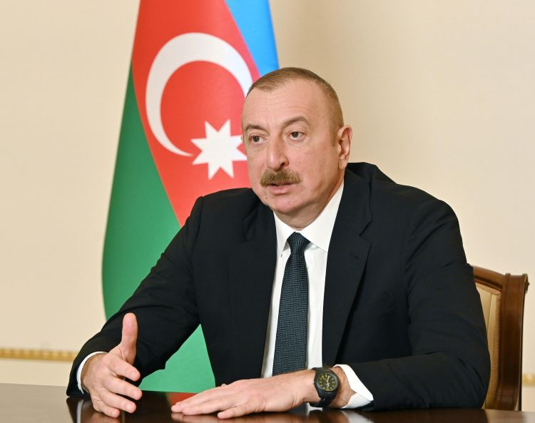 Президент: Работе, проделанной в Азербайджане в области и транспорта, и технологий, и связи, однозначно можно дать положительную оценку