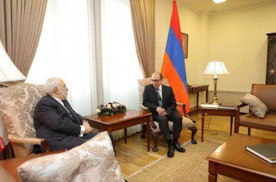 """Руководство Армении снова """"мутит воду"""""""
