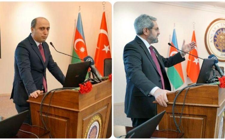 В Анкаре прошло мероприятие по случаю 29-й годовщины Ходжалинского геноцида