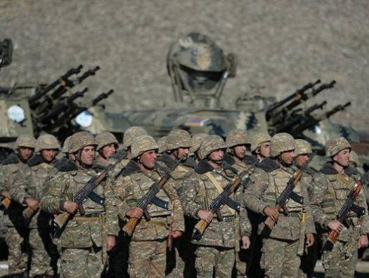 В Армении взбунтовались солдаты