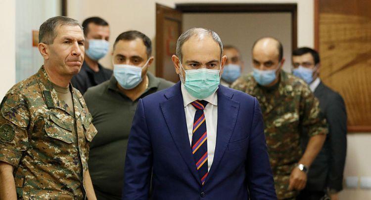 Генштаб Армении потребовал отставки Никола Пашиняна - похоже на военный переворот