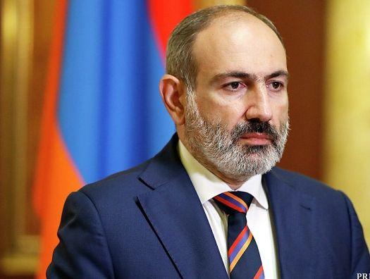 Пашинян: «Это попытка переворота»