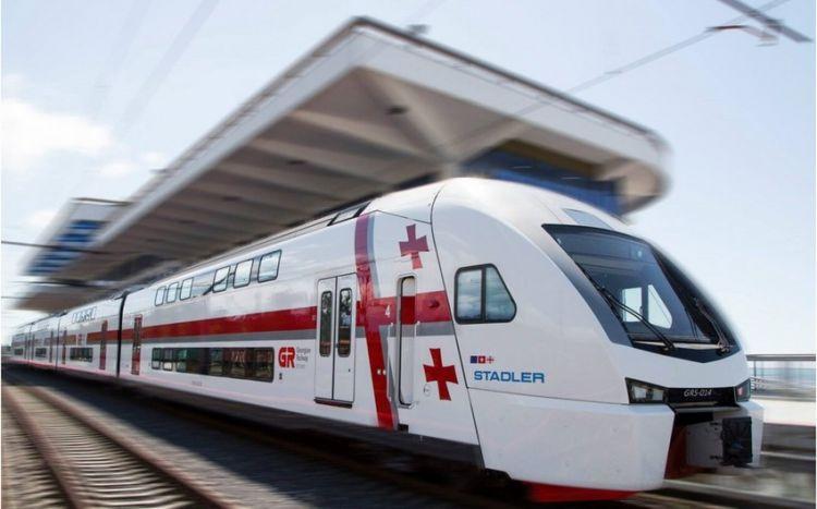 В Грузии возобновляют железнодорожные пассажироперевозки