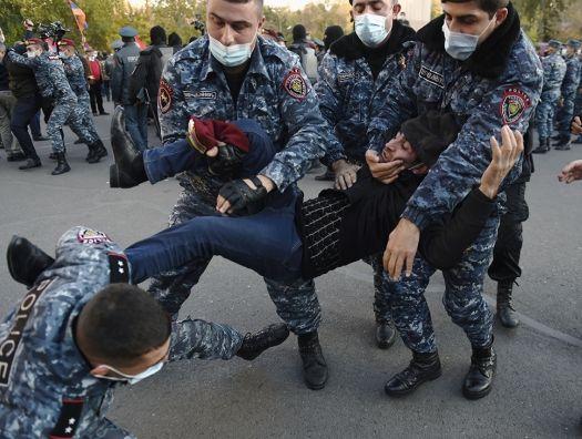 Международные организации опасаются за своих сотрудников в Ереване