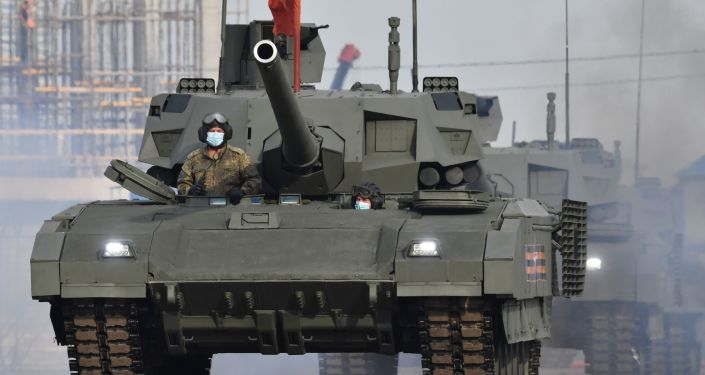 Russian T-14 Armata Tank able to detect targets without participation of crew