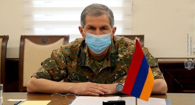 Ermənistanda dişə-diş prinsipi - Baş Qərargahdan daha bir bəyanat