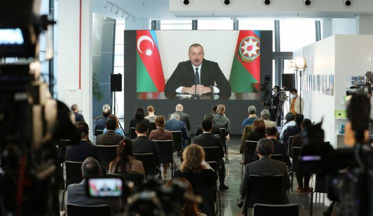 Azərbaycan Prezidenti mətbuat konfransı keçirib - YENİLƏNİB - VİDEO