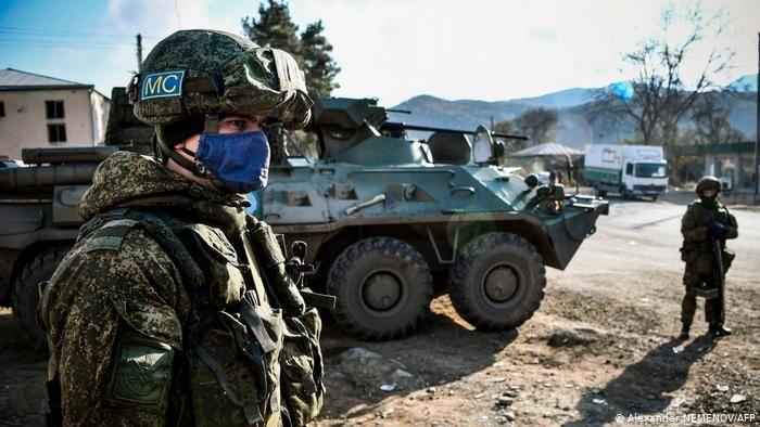 Президент раскритиковал миротворцев: Скрыто пропускают иностранцев в Карабах