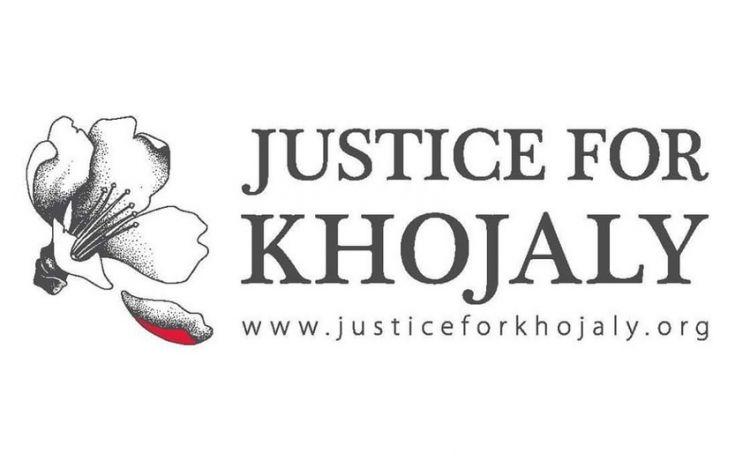 Азербайджанцы, проживающие в Великобритании провели акцию в память жертв Ходжалинского геноцида - ФОТО