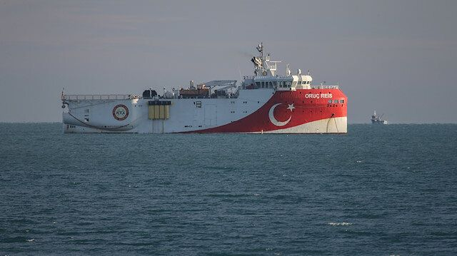 'Turkey cannot be excluded from Eastern Mediterranean'