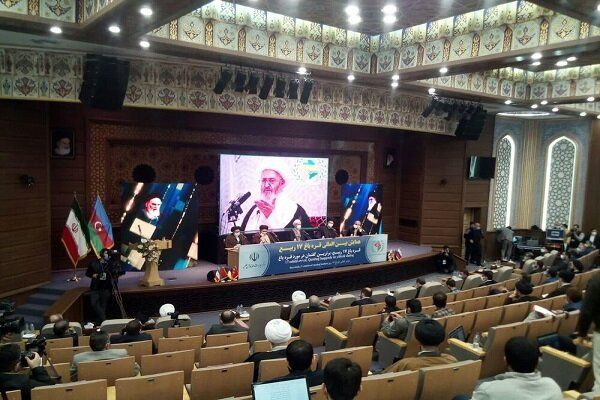 Intl. Conference on Karabakh conflict opens in Qomg