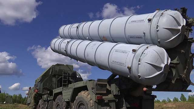 Development of a new Russian missile system 'Kedr' has begun
