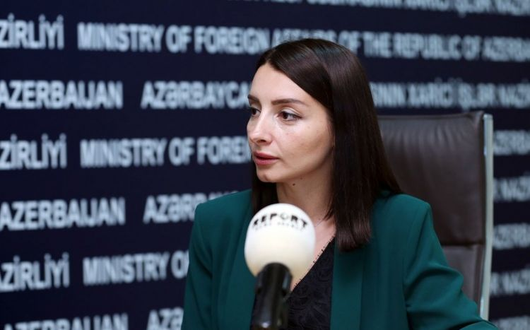 Armenia clearly demonstrated its malicious intentions