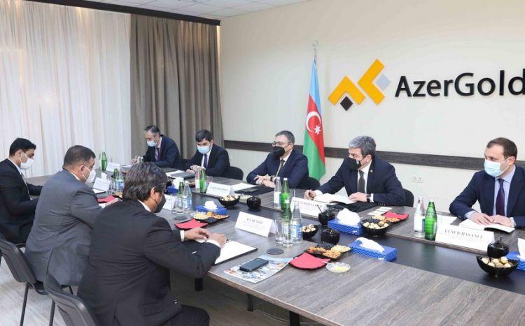 В Азербайджане введут в эксплуатацию еще 6 месторождений золота