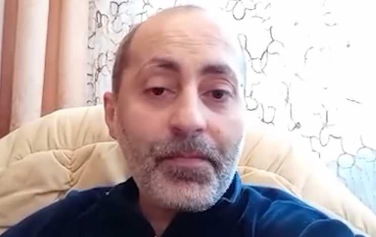 Бред одного сказочника - армянский блогер ставит Азербайджану ультиматум - ВИДЕО