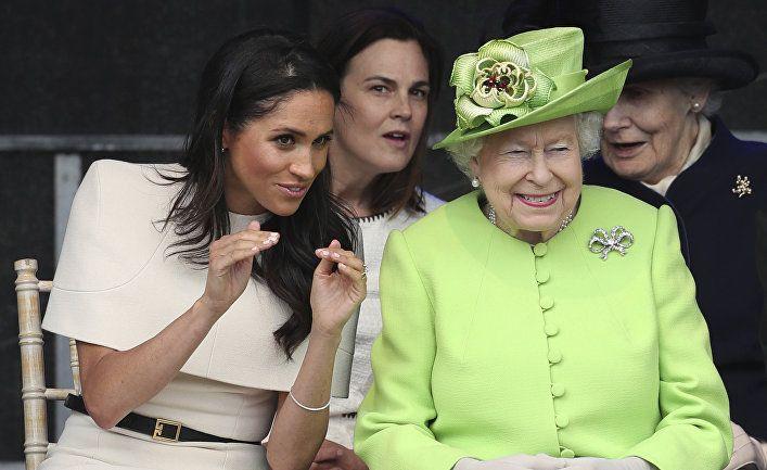 Королева разводит корги на мясо и другие дикие разоблачения из интервью Меган и Гарри - The Daily Mash