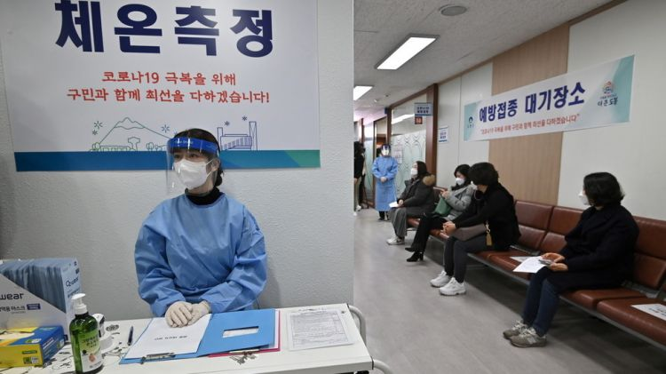 South Korea launches investigation into deaths of 2 people days after receiving AstraZeneca Covid-19 vaccine - UPDATED