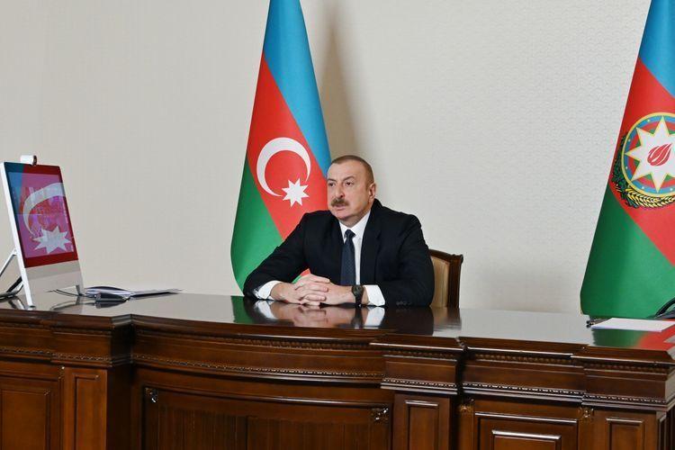 Президент Ильхам Алиев: Три года, прошедшие с VI съезда Партии «Ени Азербайджан», стали решающими для нашей страны и региона
