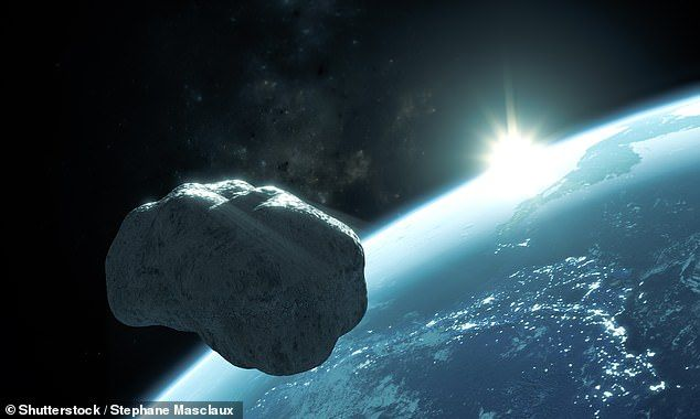 Apophis meteor will gently pass by Earth tonight - experts warn it could collide with our planet in future