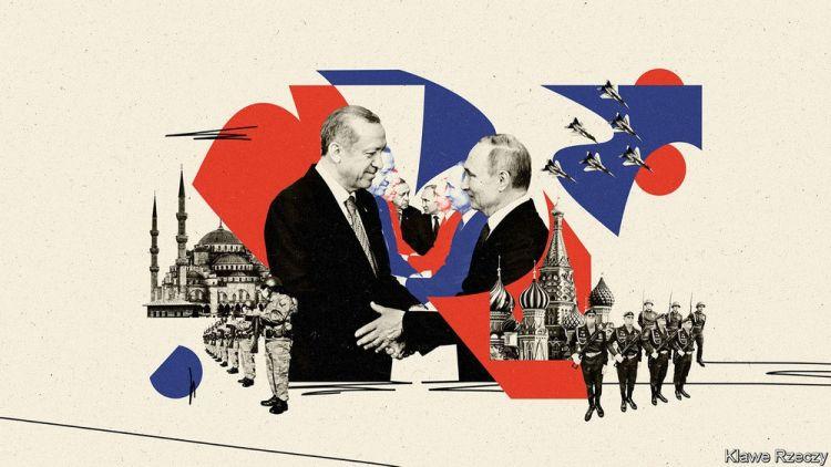 """""""The Economist"""": """"Putinlə Ərdoğan güc siyasəti qardaşlığı qurublar"""""""