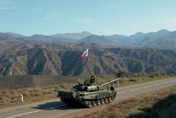 Rusiya Qarabağı tərk etməyə hazırlaşmır - Ekspert